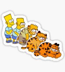 BARF Sticker
