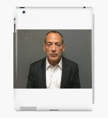 NYC landlord Steve Croman charged for threatening tenants iPad Case/Skin
