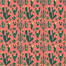 Cactus Fields  by Emma Hampton