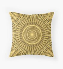 Sun explosion Throw Pillow