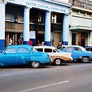 It's how we roll in Havana by Leanne Kelly