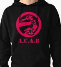A.C.A.B All Cops Are Bastards Pullover Hoodie