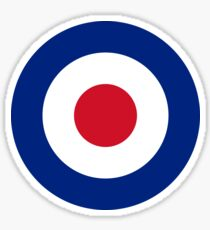 RAF MODS Sticker