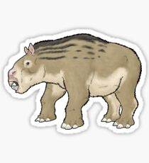 Giant rodent from the future Sticker