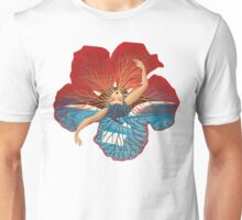 Flower Hawaii Pele Unisex T-Shirt