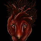 Lioness Heart by Lou Patrick Mackay