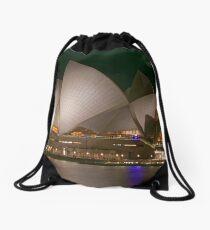 Sydney Opera House Drawstring Bag