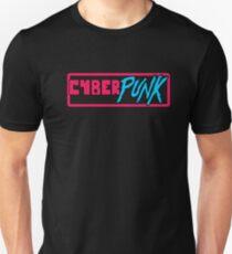Cyberpunk Slim Fit T-Shirt