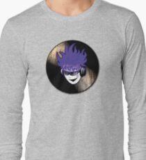 Punk Rock Vinyl Record -  MUSIC! Long Sleeve T-Shirt