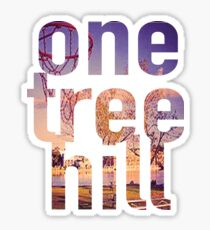 One Tree Hill Sticker