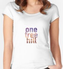 One Tree Hill Women's Fitted Scoop T-Shirt