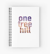One Tree Hill Spiral Notebook