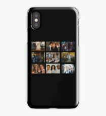 """Psych """"in Character"""" Collage iPhone Case/Skin"""