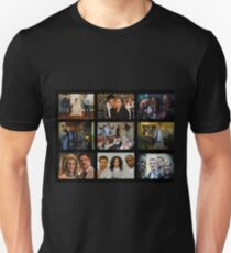 "Psych ""in Character"" Collage T-Shirt"