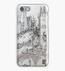 St Pauls Cathedral, Melbourne iPhone Case/Skin