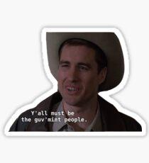 sheriff  Sticker
