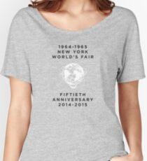 1964-1965 New York World's Fair 50th Anniversary Women's Relaxed Fit T-Shirt
