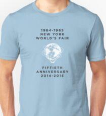 1964-1965 New York World's Fair 50th Anniversary Unisex T-Shirt