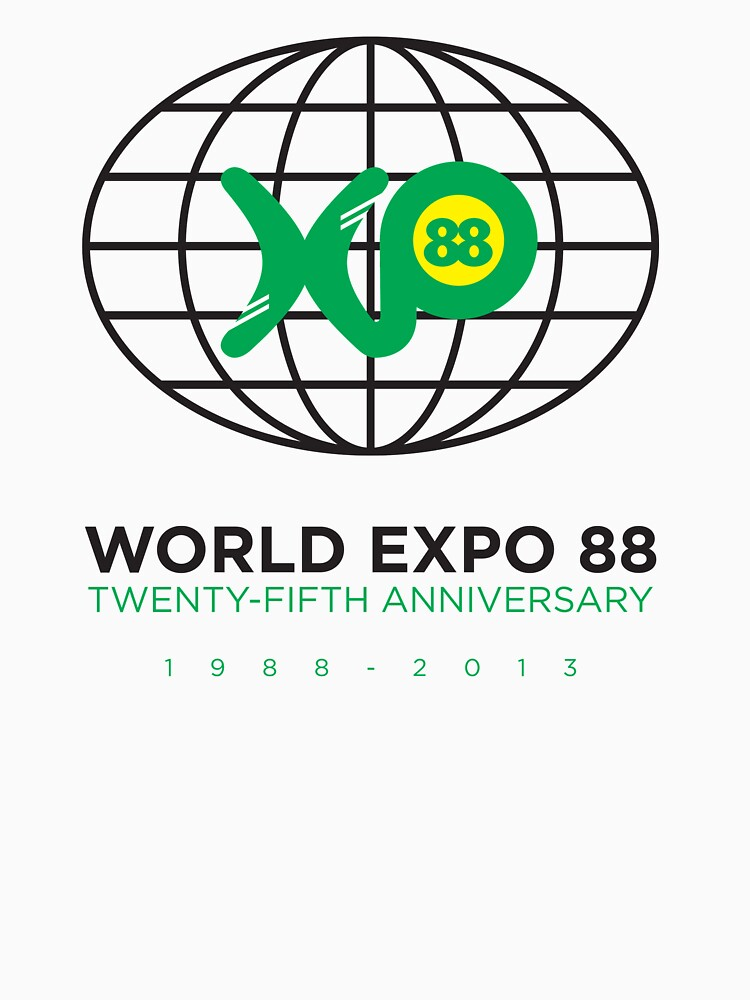 Expo 88 25th Anniversary by UrsoChappell