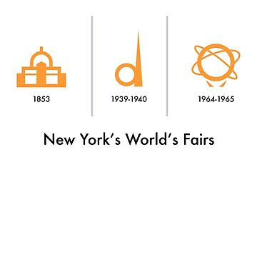 New York's World's Fairs by UrsoChappell