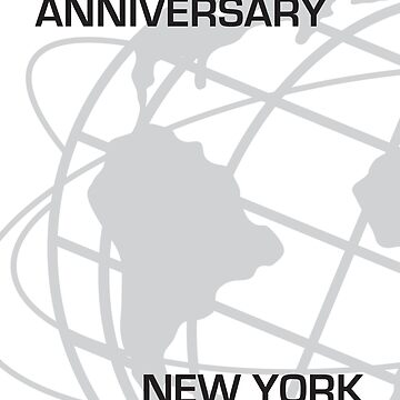 New York World's Fair - Fiftieth Anniversary by UrsoChappell