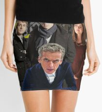 Wholock Mini Skirt