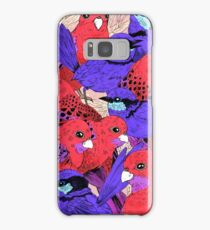 Wrens and Rosellas Delight! Samsung Galaxy Case/Skin