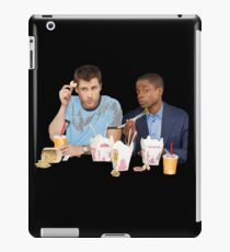 Shawn & Gus + Chinese Food iPad Case/Skin