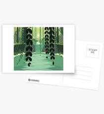 Misty Marsh Postcards