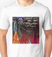 Spine man fighting! T-Shirt