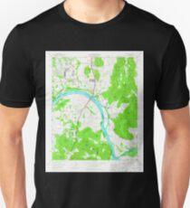 USGS TOPO Map Alabama AL Farley 303818 1964 24000 T-Shirt