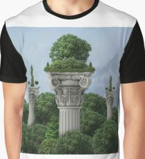 Classical - Sky High Horticulture Graphic T-Shirt