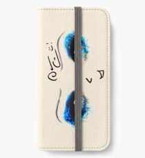Darren is Hedwig - Signature and mouth iPhone Wallet/Case/Skin