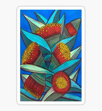 Pastels - Eucalypt Cluster Sticker