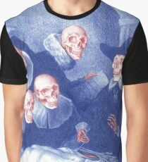 The Anatomy Lesson of Dr. Nicolaes Tulp Graphic T-Shirt