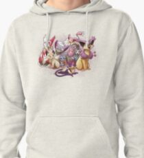 Pile of cats Pullover Hoodie