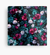 RPE FLORAL ABSTRACT III Metal Print