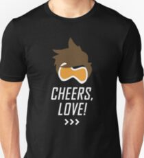 Cheers, Love! Unisex T-Shirt