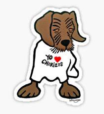Wildago's Charlie Chorizo Sticker