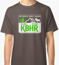 Radio K-BHR  : Inspired by Northern Exposure Classic T-Shirt