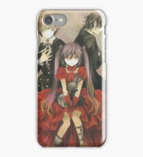 Pandora Hearts - Oz, Alice & Gilbert iPhone Case/Skin