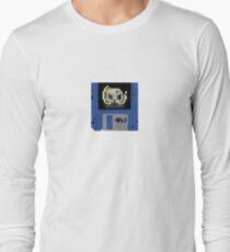 Derelict Disc Logo Long Sleeve T-Shirt