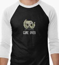 Derelict Game Over Men's Baseball ¾ T-Shirt