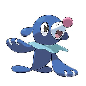 Popplio by StrangeEd