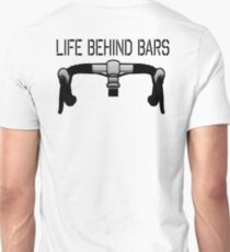 Bicycle, Cycle, Bike, Racing Bike, Road Bike, Racing Bicycle, Life behind bars T-Shirt