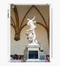 People and Art are the best elements on Earth iPad Case/Skin