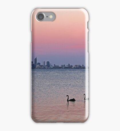 Swan River Perth Western Australia  iPhone Case/Skin