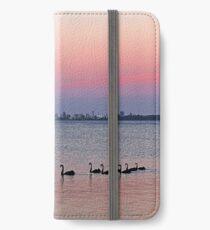 Swan River Perth Western Australia  iPhone Wallet/Case/Skin