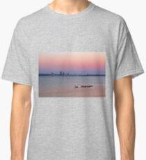 Swan River Perth Western Australia  Classic T-Shirt