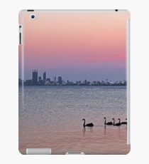 Swan River Perth Western Australia  iPad Case/Skin